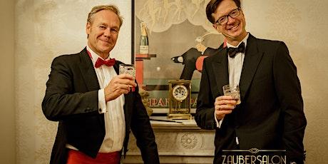 ZAUBERSALON RHEINLAND präsentiert: AbraCadabra | Die Magische Dinnershow Tickets