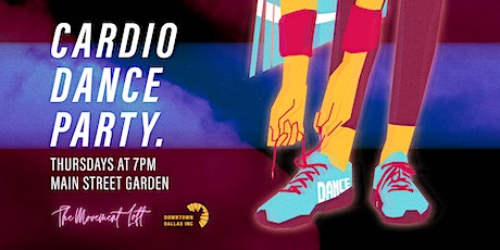 Dance Cardio Party in the Park with The Movement Loft tickets