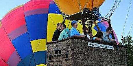 Fredericksburg Hot Air Balloon Festival tickets