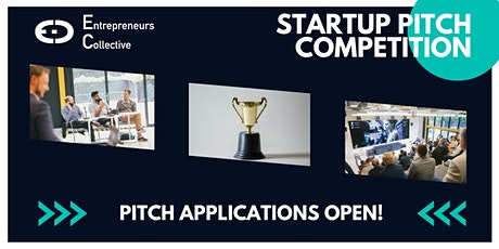 July Startup Pitch Competition & Networking with Founders + Angel Investors tickets