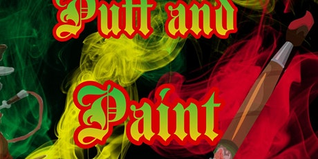 PUFF AND PAINT : Open Mic Night tickets