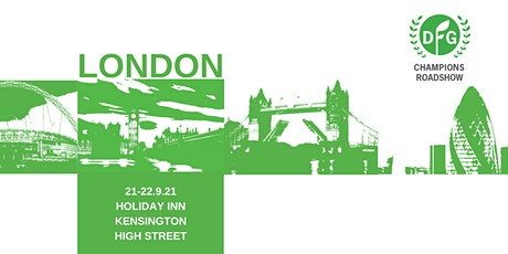 DFG Champions Roadshow 2021: London tickets