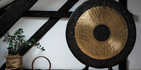 SOUND HEALING GONG IMMERSION with Preet Kaur  @ WELLBEING BY THE LAKES tickets