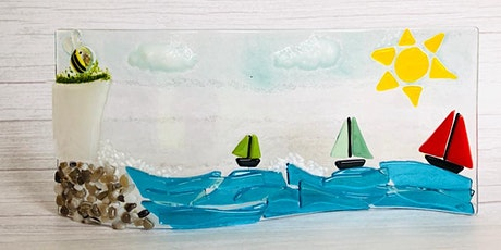 Fused Glass Candle Screen Workshop tickets