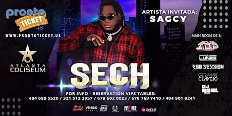 Sech tickets