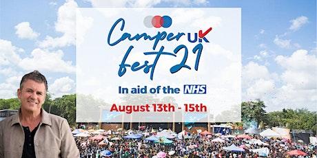 Camper UK Fest 21 tickets