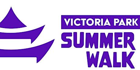 Summer walk in Victoria Park, London tickets