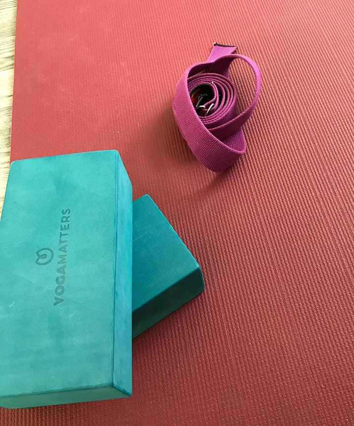 Intro to Yoga - Positive Moveology with TLC image
