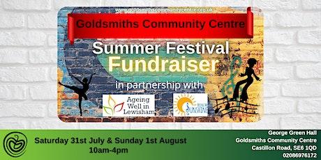 GCC's Summer Festival Fundraiser tickets