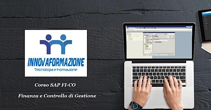 Immagine Corso SAP Finanza e Controllo online 2021