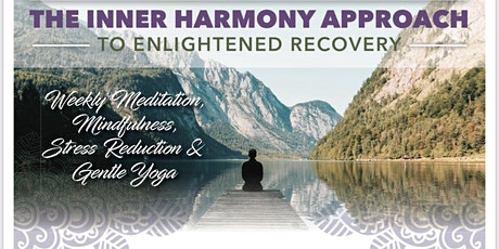 Meditation for Enlightened Recovery tickets
