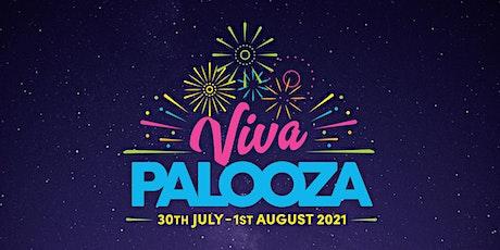 Viva Palooza Saturday 31st July - Tolü Makay, Ailsha, Colm O'Regan + tickets