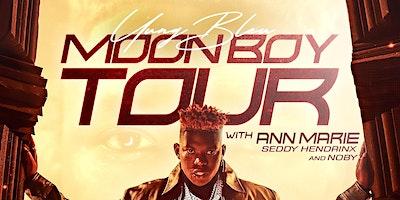 "Yung Bleu ""Moon Boy Tour"" with Ann Marie, Seddy Hendrinx, NOBY"