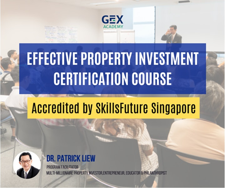 *FREE LIVE Webinar: Effective Property Investment Course For All Homeowners image