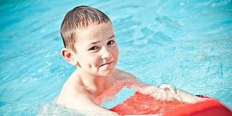 5 Lesson Course - Intensive Stage 2 Swim Lessons - Hillsborough LC tickets