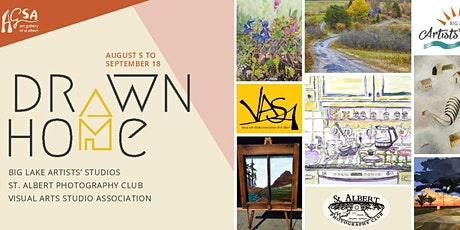 Drawn Home Virtual Exhibition Tour tickets