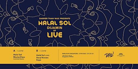 Halal Sol Vinyl EP Launch tickets