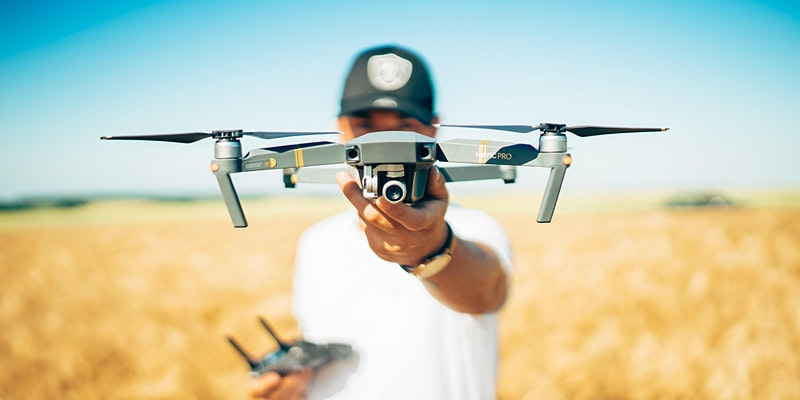 Webinar: Control frameworks for a drone infrastructure