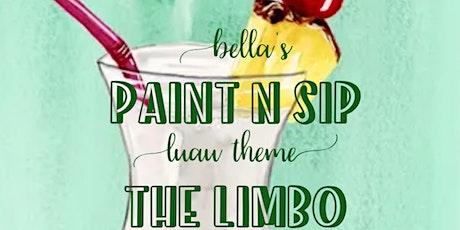 Bella's Paint n Sip tickets