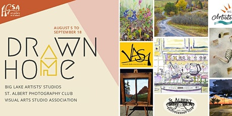 Drawn Home In-Person Exhibition Tour tickets