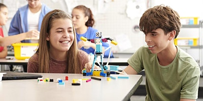 LEGO®SPIKE™ Prime: Entdecke die Welt der Robote