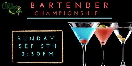 O'Riley's Bartender Championship tickets