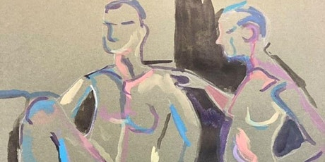 Life drawing Living room - in Brockley & online tickets