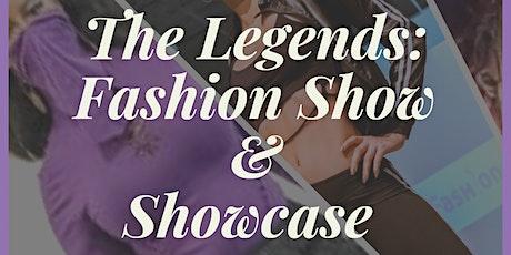 The Legends Fashion Show & Artist Showcase tickets