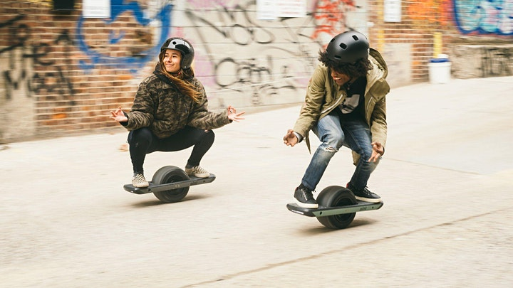 Toronto Dating Hub: E-Scooter Speed Dating Singles Event image