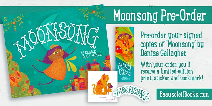 Moonsong Release Party image
