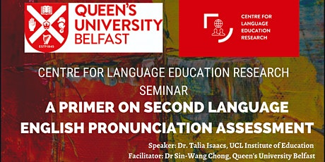 A Primer on Second Language English Pronunciation Assessment tickets