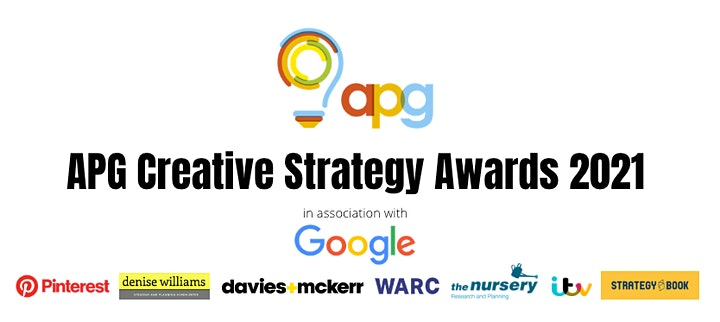APG Creative Strategy Awards Ceremony & Party image