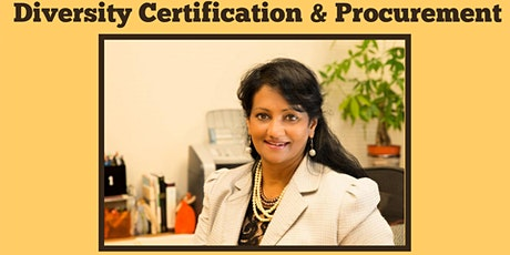 Government Certifications & Procurement tickets