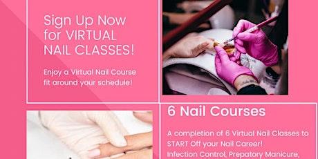 Virtual Nail Classes tickets