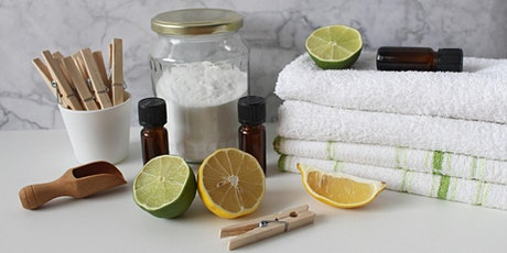 Natural Cleaning  - Make your own Products tickets
