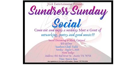 Sundress Sunday tickets
