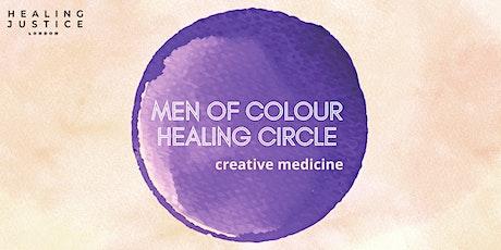 Men of Colour Healing Circle: Creative Medicine tickets