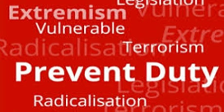 East Mids FE Prevent Awareness Online Workshop tickets