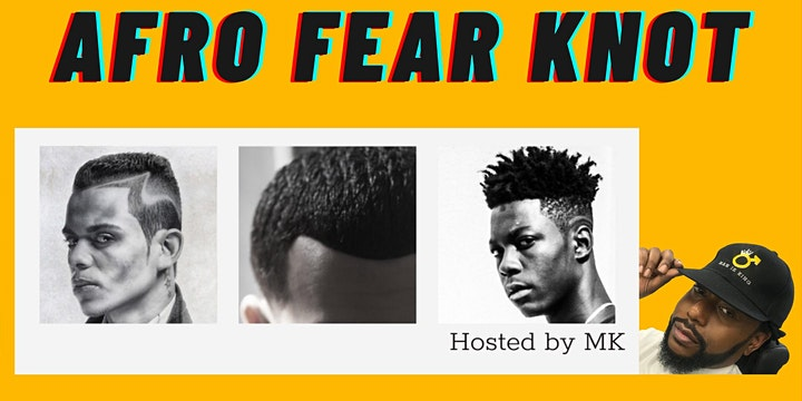 AFRO FEAR KNOT image
