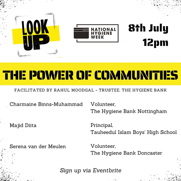 National Hygiene Week: The Power of Communities image