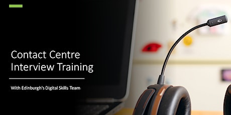 Call Centre Interview Training tickets