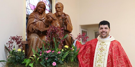 Santa Missa Especial da Padroeira, Salão Paroquial Patrimônio Regina ingressos