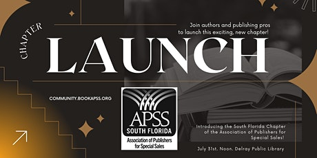 Launching the South Florida Chapter of APSS tickets