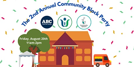 The 2nd Annual Community Block Party tickets