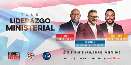 Tour Liderazgo Ministerial tickets