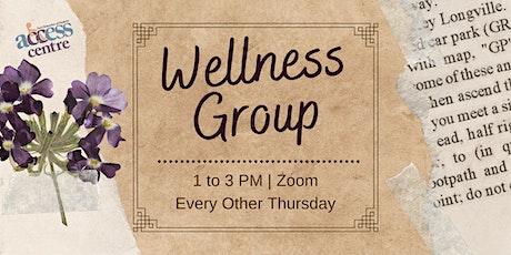 Wellness Group tickets