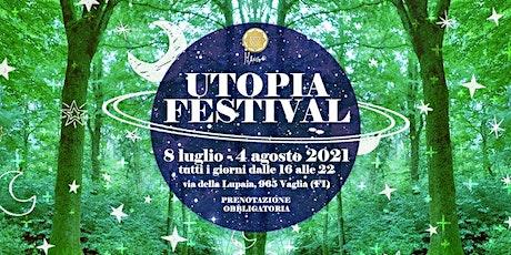 Chiusura Utòpia Festival biglietti