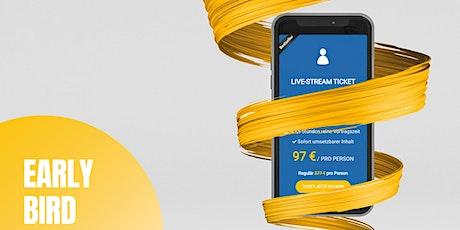 HERO-INVE$T 2021 Live- Stream Tickets