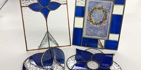 Beginner Stained Glass - One Day with Patti Di Florio tickets