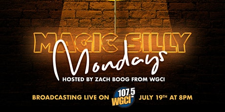 MAGIC SILLY MONDAYS COMEDY SHOW tickets